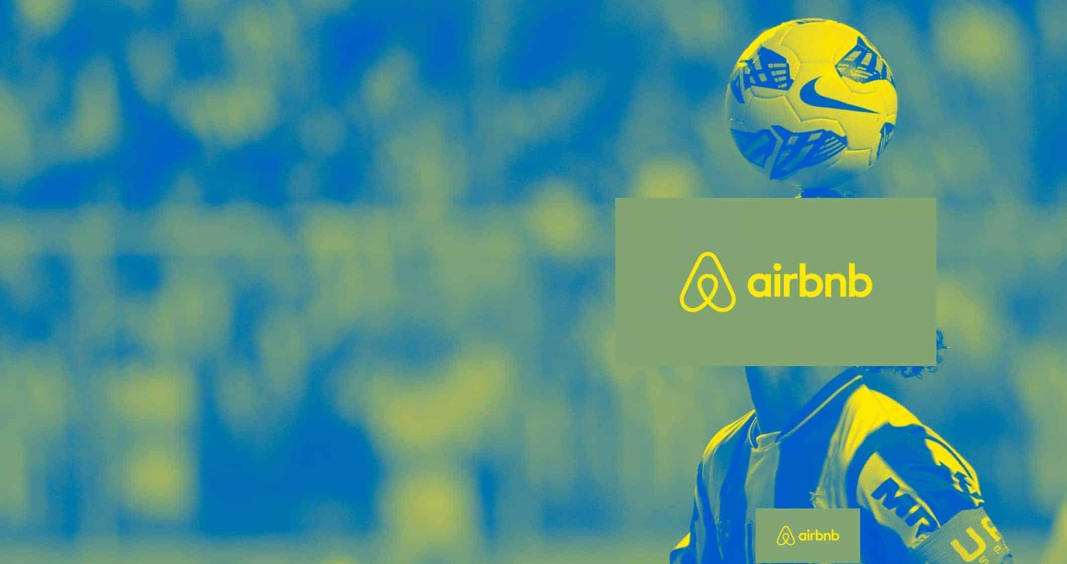 Com a bola toda? Airbnb quer abrir capital em seu próprio tempo