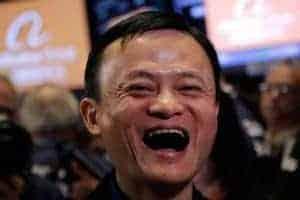 Crescimento da Alibaba dispara: A china ainda está bombando!