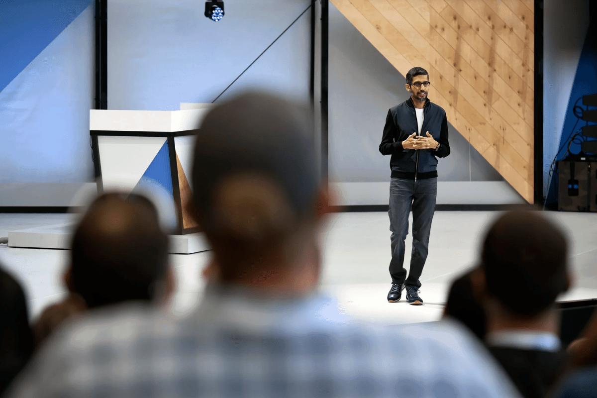 Google abandonou projeto militar com o Pentágono
