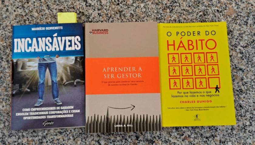 3 livros incríveis que a CRIARH Consultoria recomenda